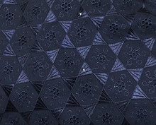 African Voile lace.