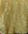 Guipure Lace Blouses - Yellow