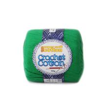 Crochet Cotton Emerald 50g - 10 Pack