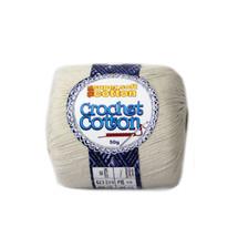 Crochet Cotton Natural 50g - 10 Pack