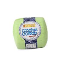 Crochet Cotton Key Lime 50g - 10 Pack