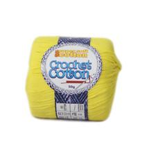 Crochet Cotton Baby Sunshine 50g - 10 Pack