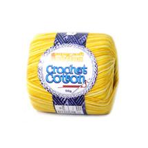 Crochet Cotton Multicolour Daisy Chain 50g - 10 Pack