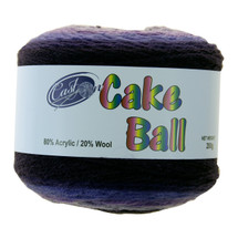 CAKE YARN 200G BLUEBERRY BLISS