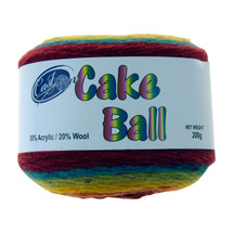 CAKE YARN 200G BIRTHDAY CAKE