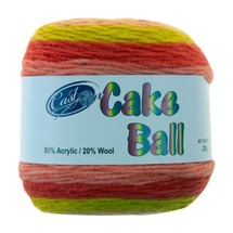 CAKE YARN 200G WATERMELON