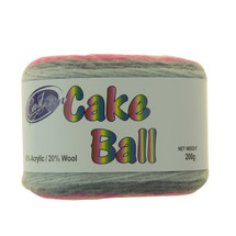 CAKE YARN 200G CANDY KINGDOM