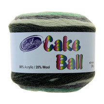 CAKE YARN 200G MINT JULEP