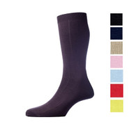 Pantherella Sea Island short Socks