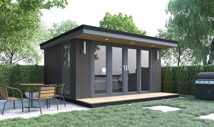 canopy style garden room & office