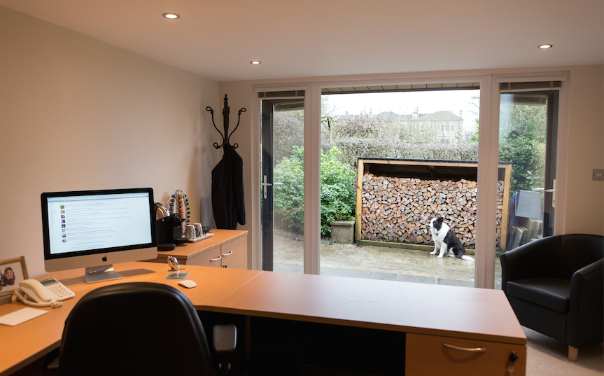 garden office bristol