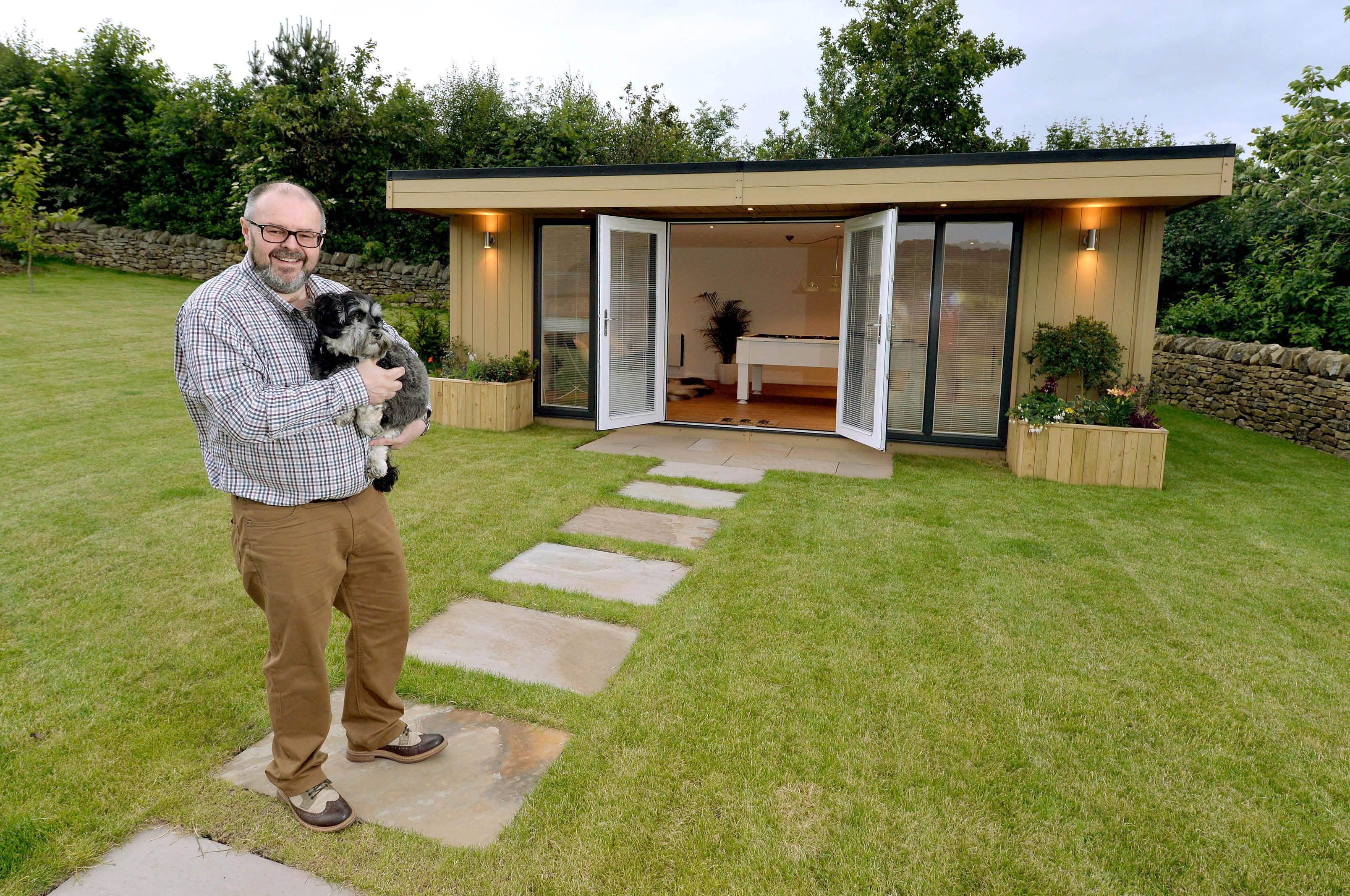garden rooms, garden offices, customer testimonials