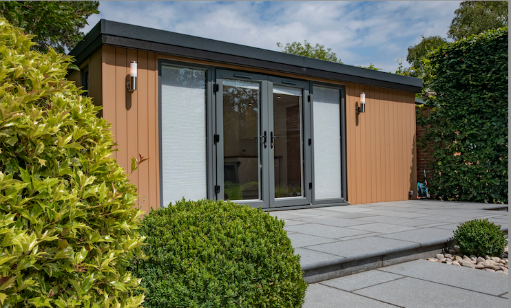 garden rooms uk, stockport, manchester