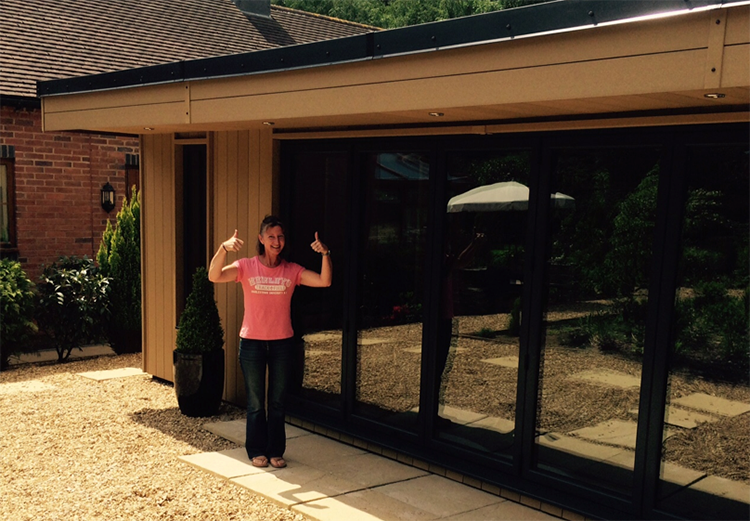 garden room, garden rooms as a spa, garden rooms leicester