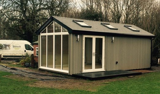 Garden Room in Chester, Cheshire