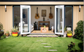 garden rooms, garden offices, customer testimonials