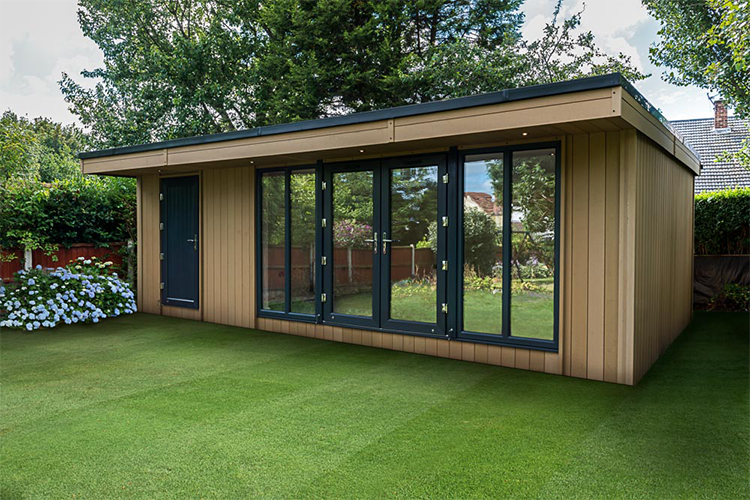 games room, garden games room, garden room with storage, garden room liverpool
