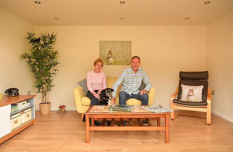 insulated garden room, garden room manchester