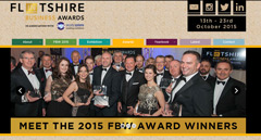Rubicon Garden Rooms | Flintshire Business Awards 2015 | Most Enterprising Business - Winner