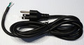 Power cord for power supply