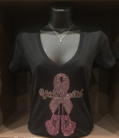 Fight Like A Girl ( Breast Cancer)