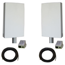 EZ-BridgeLT-HD EZBR-0214HD Industrial Strength 802.11bg Wireless Point to Point ( EZBR 0214HD )