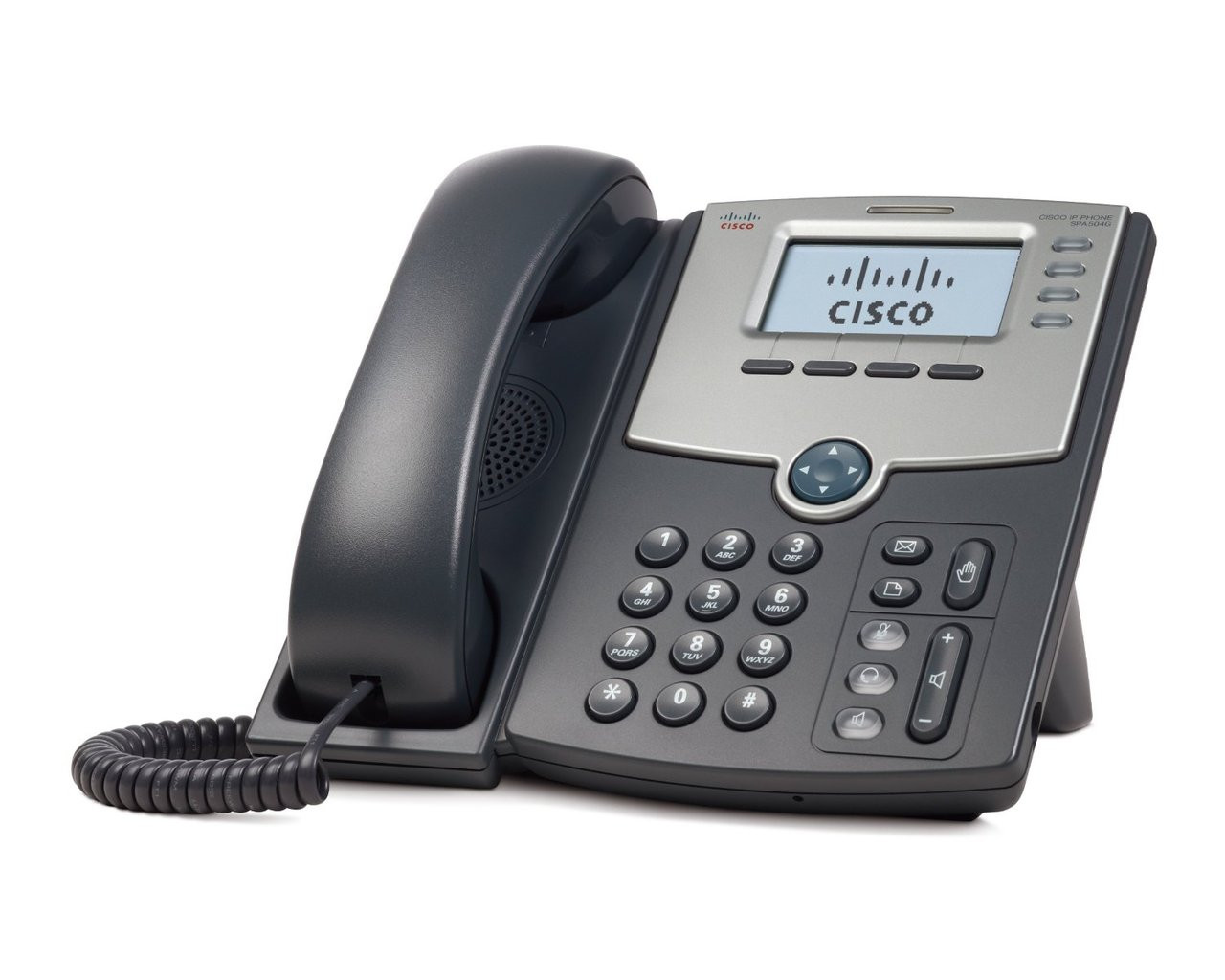 Cisco Spa504g 4 Line Ip Phone With 2 Port Switch Poe And Lcd Home Blog Product Highlights Network For Camera Review Loading Zoom
