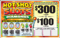 HOT SHOT SLOTS DIAMONDS 560