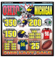 OHIO STATE VS MICHIGAN 808