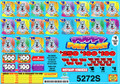 PUPPY PAY DAY BONUS BOARD 72S