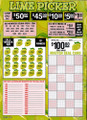 FRUIT PICKER PUNCHBOARD 216