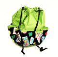 Bingo Dauber Bag - Lucky Design (Green)