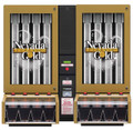 Nevada Gold Classic Ticket Dispenser - 8 Column (bill)