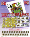 FIFTY DOLLAR JACKS 603