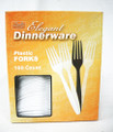 Plastic Forks (Case of 1,000)