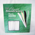 Plastic Knives (Case of 1,000)