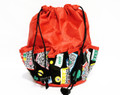 Bingo Dauber Bag - Lucky Design (Red)