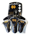 Notre Dame Deluxe Golf Set