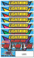 LIGHTNING FLASH TAB 126