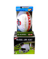 Ohio State University Inflatable Helmet and Autograph Football