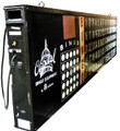 """4"""" ACCESS GAME INDICATOR FLASHBOARD - USED 888"""