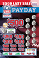 PIGSKIN PAYDAY S4620L