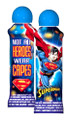 SUPERMAN 80ML BLUE  (1 DOZEN BOTTLES)
