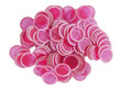 100 CT MAGNETIC CHIPS PINK