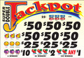 SUPER DOUBLE JACKPOT STAMPS 346