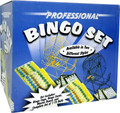 PARTY BINGO KIT W/ RUBBERIZED CAGE #15051