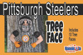 Steelers Tree Face (10) per kit