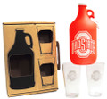 OHIO STATE 3 PC FROSTED GROWLER SET