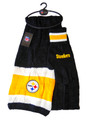 Steelers Scarf and Glove Set
