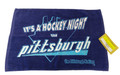 PENGUINS HOCKEY NIGHT TOWEL
